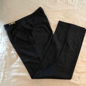 Denim-like work trousers
